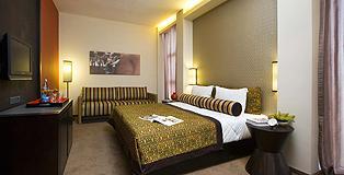 מלון דן בוטיק ירושלים