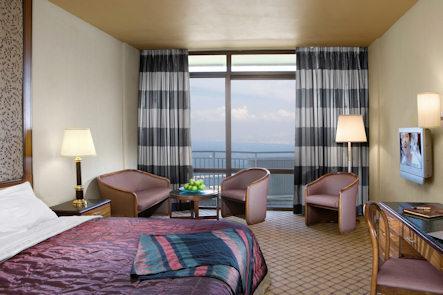 חדר במלון דן כרמל חיפה