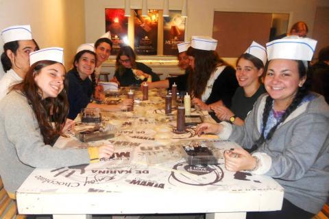 דה קרינה סדנאות שוקולד ברמת הגולן עין זיוון