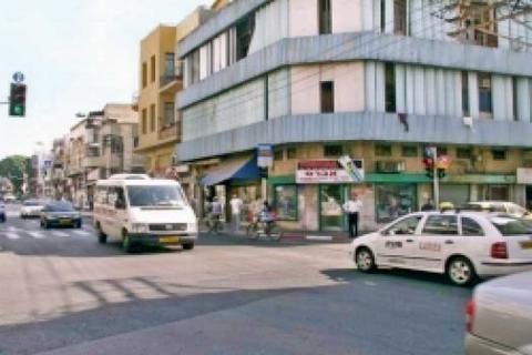 רחוב דרך יפו בתל אביב