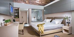 חדר במלון דן תל אביב