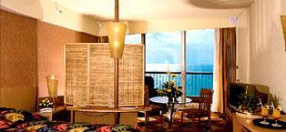 חדר במלון דן אילת