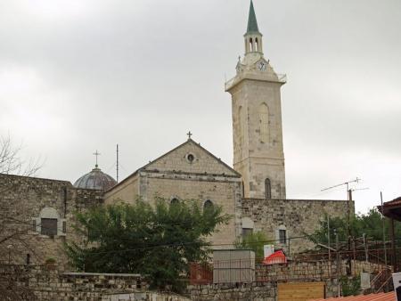 הכנסיה בעין כרם