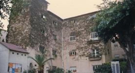 בנין עיריית רמת גן ברחוב ביאליק