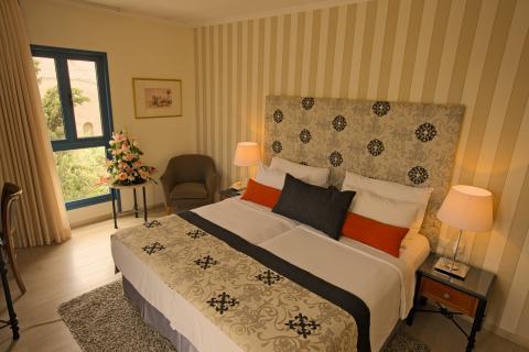חדרים מלון אלדן ירושלים