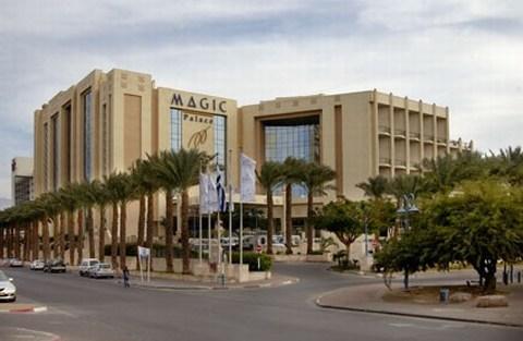 מלון מגי'ק פאלאס אילת