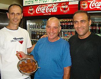 פלאפל הכיכר תל אביב