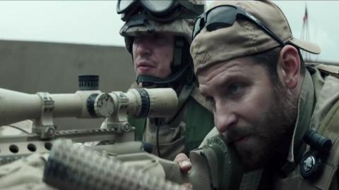 צלף אמריקאי-2014- American Sniper