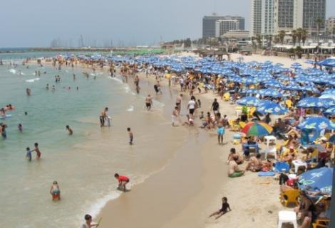 חוף פרישמן בתל אביב