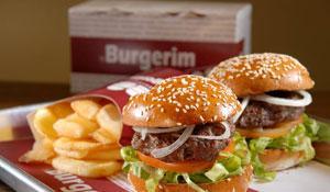 מסעדת בורגרים Burgerim סניף שדרות רוטשילד בתל אביב