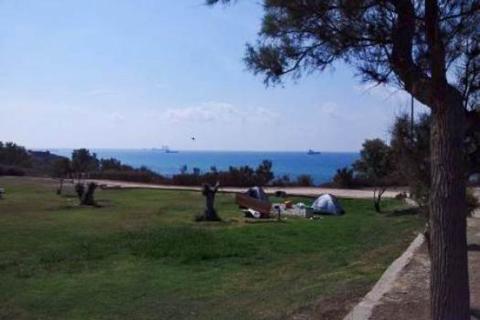 חניון לילה גן לאומי אשקלון