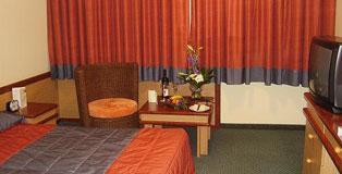 חדר במלון גני דן אשקלון