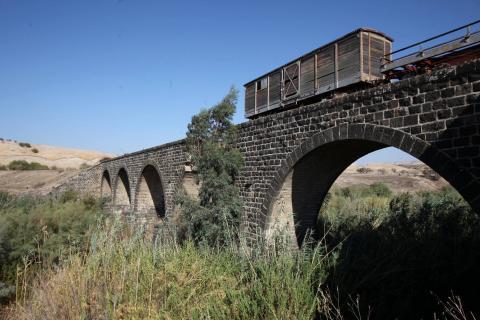 חווית עצמאות בנהריים בגשר