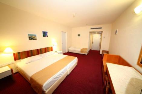 חדר במלון הבית של דונה גרציה