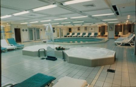 ספא במלון לאונרדו קלאב ים המלח