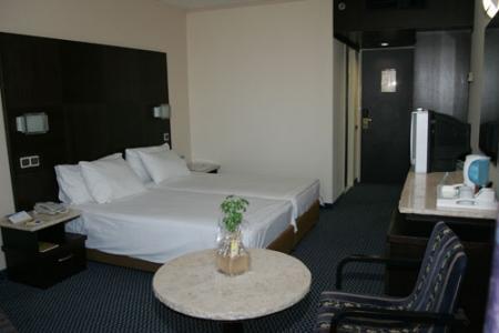 חדר במלון לאונרדו קלאב טבריה