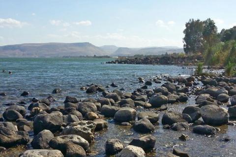 המפל הנסתר בכפר נחום