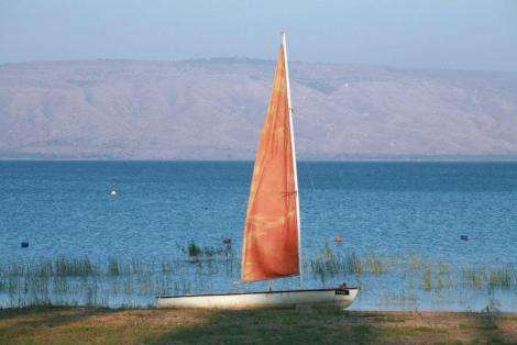 חוף גינוסר, כנרת