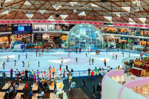 Ice Mall Eilat אייס מול אילת