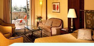 חדר במלון המלך דוד ירושלים
