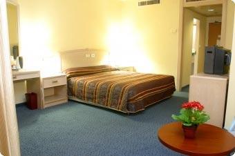 חדר במלון קראון פלזה אילת