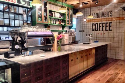 קפה לנדוור בקריית שמונה
