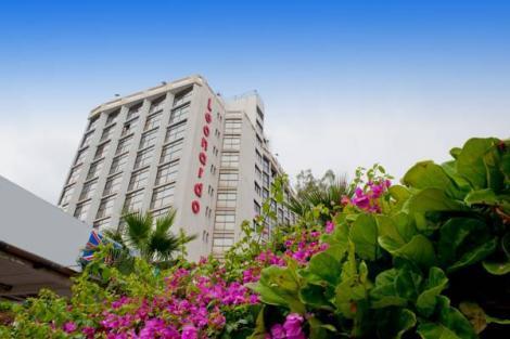 מלון לאונרדו טבריה