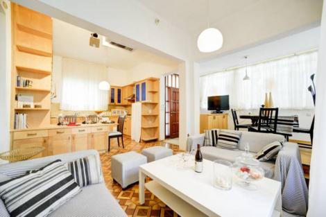 מלון דירות מג'יק גארדן תל אביב