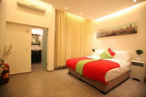 מלון דירות מאפו 18