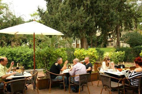 מסעדת מטילדה בתל אביב