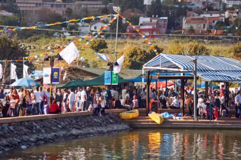 פסטיבל הפיסול באגם מונפורט- כניסה חופשית