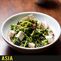 ארוחה אסיאתית באסיה מוניקה