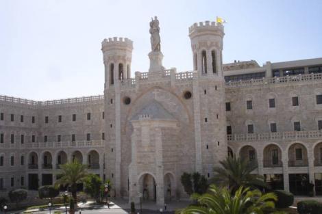 מלון נוטרדאם סנטר ירושלים