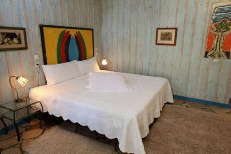 חדר שינה בצימר אורלי אליאס, ראש פינה