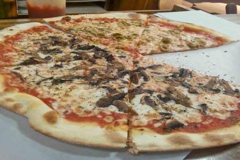 פיצה בוטיק אלנבי תל אביב