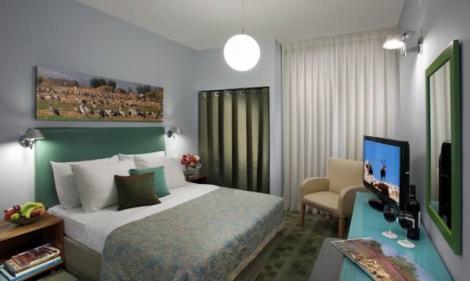חדרים פרימה גליל טבריה