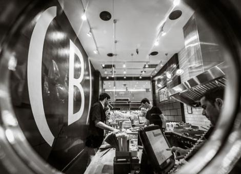 מסעדת בורגרס בר רמת אביב תל אביב