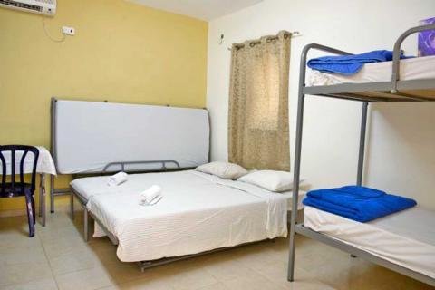 חדרי האירוח ברמות שפירא