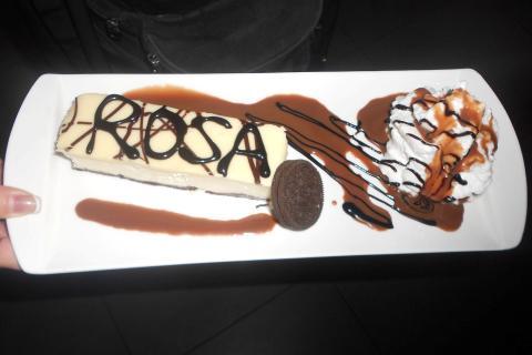 מסעדת רוסה rosa bar בטיילת טבריה