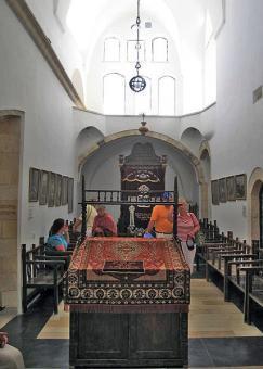 בית הכנסת הספרדי ברובע היהודי בירושלים העתיקה