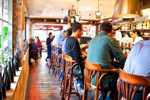 מסעדת רוסטיקו סניף רוטשילד בתל אביב