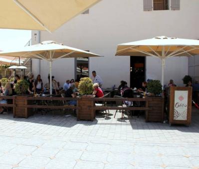 גרג קפה במתחם התחנה נווה צדק תל אביב