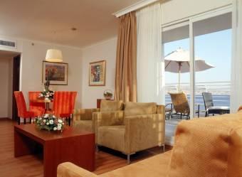 חדר במלון לאונרדו פלזה אילת