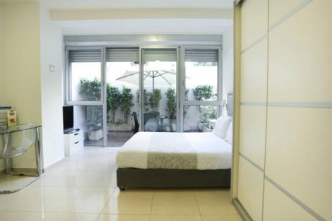 מלון דירות סי לנד