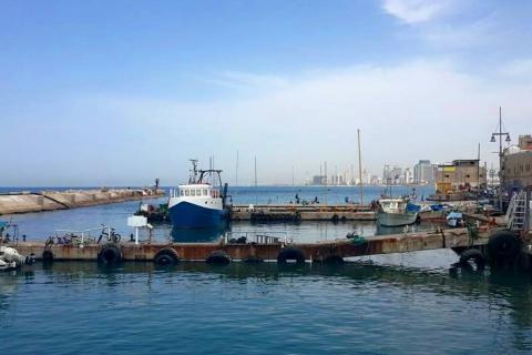 הפלגה ושייט מנמל יפו