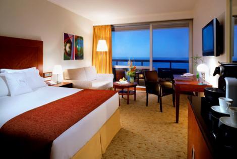 חדר במלון שרתון תל אביב