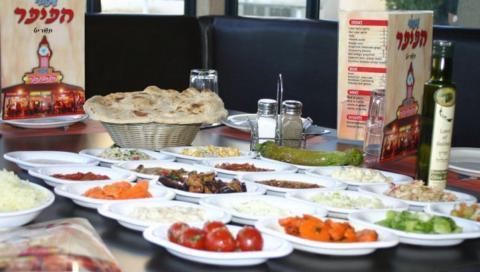 שיפודי הכיכר מסעדת בשרים בבית שאן כשר