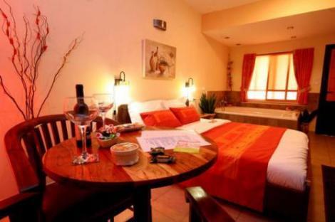 חדר אירוח בצימר שיא בנוף, כנרת