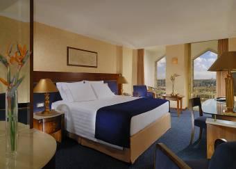 חדר במלון לאונרדו פלאזה ירושלים