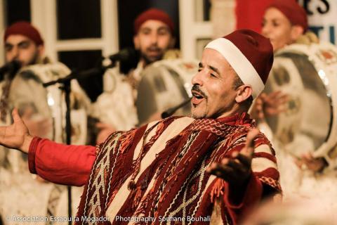 עיסאווה בפסטיבל תור הזהב באשדוד פסח הכניסה חופשית